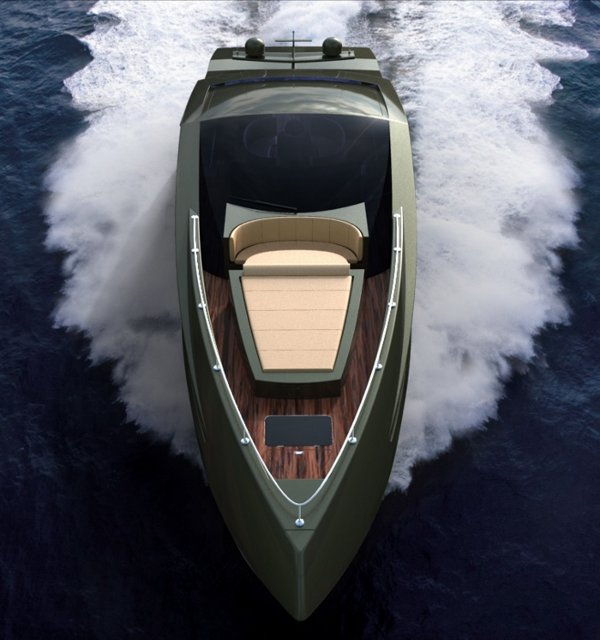 lamborghini yacht by mauro lecchi 9 The Lamborghini Yacht by Mauro Lecchi