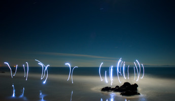 Light Graffiti: 10 Masters of Light Painting Photography
