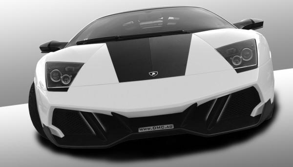 DMC Lamborghini Murcielago LP 640 Quattro Veloce 1 Lamborghini Murcielago Quattro Veloce by DMC