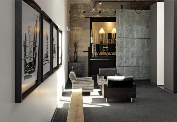LEMAYMICHAUD Architecture Design Office 14