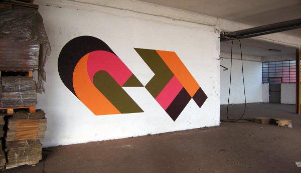 Modern Graffiti by CT 2