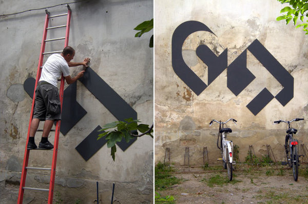 Modern Graffiti by CT 6 Modern Graffiti by CT