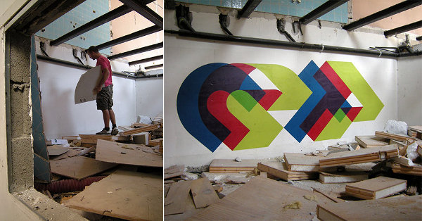 Modern Graffiti by CT 7