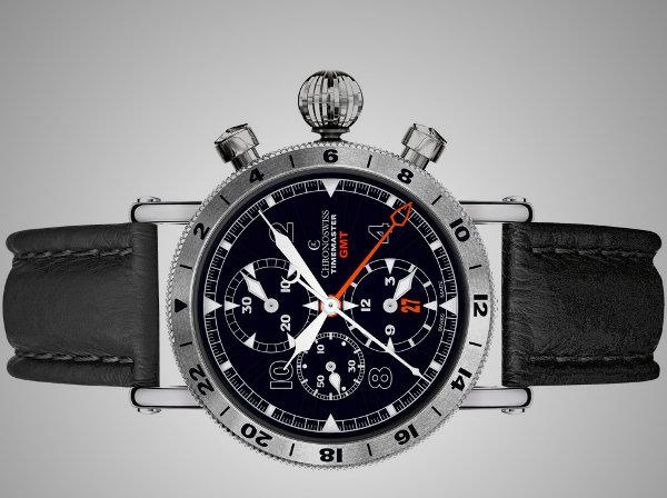 chronoswiss timemaster watch 2 Chronoswiss TimeMaster Watch
