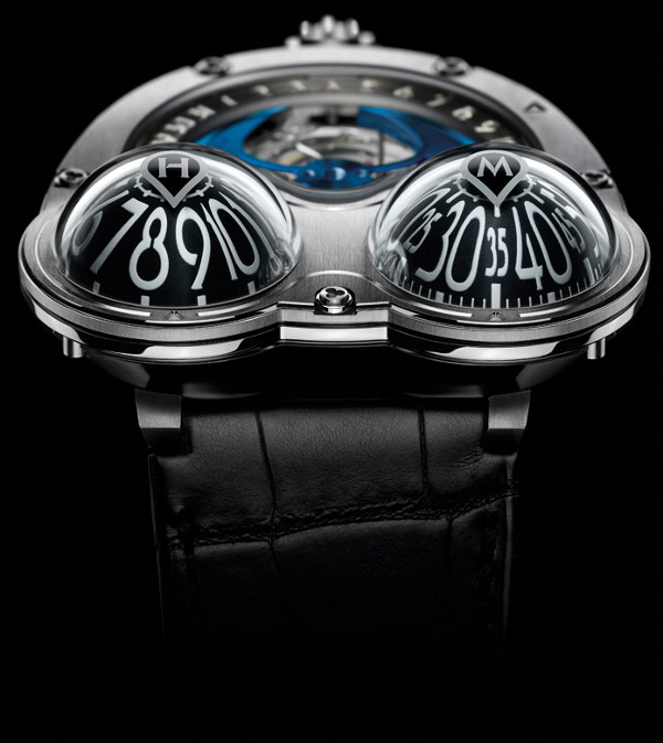 mbandf hm3 frog watch 1 MB&F HM3 Frog Watch