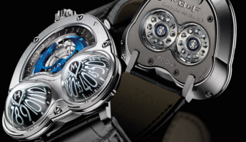 "MB&F HM3 ""Frog"" Watch"