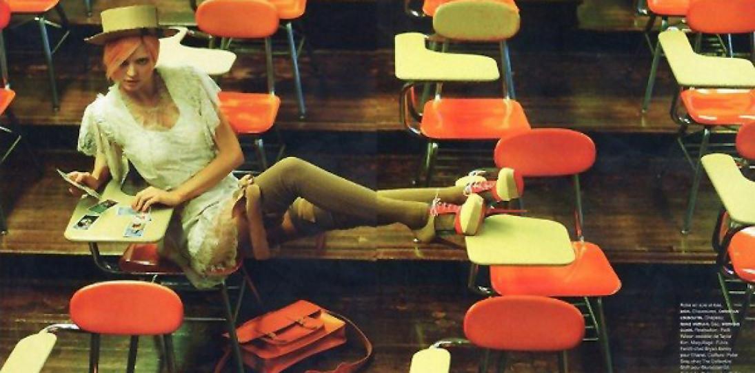 Miranda Kerr in Numero Magazine by Greg Kadel