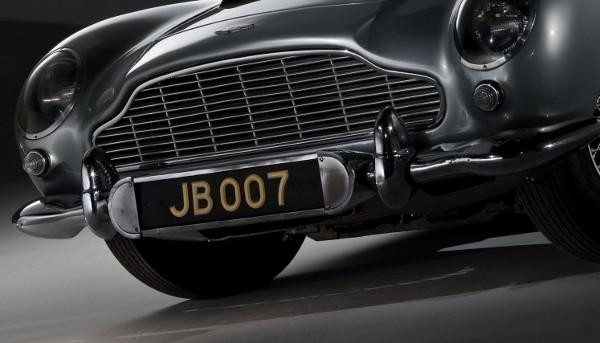 1964 Aston Martin DB5 James Bond 7