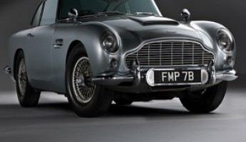 For Sale: The James Bond Aston Martin DB5