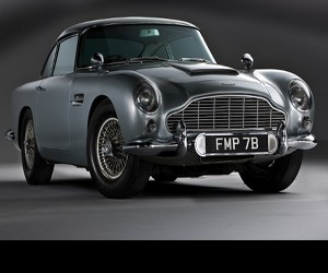 1964 Aston Martin DB5 James Bond main