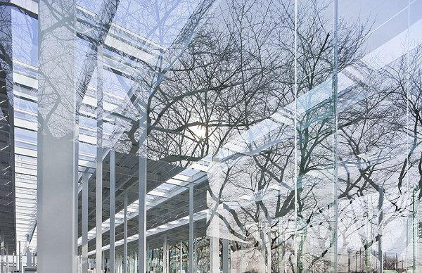 Kanagawa Institute of Technology Glass Building 1