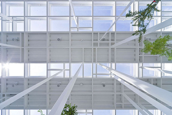 Kanagawa Institute of Technology Glass Building 11