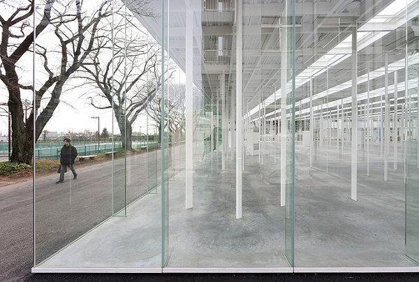 Kanagawa Institute of Technology Glass Building 3