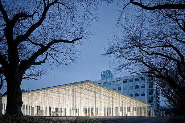 Kanagawa Institute of Technology Glass Building 5
