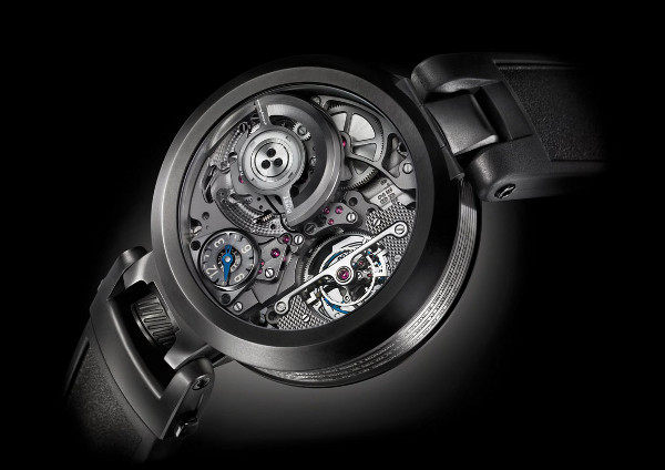 Pininfarina Bovet Ottana Tourbillon Watch 2