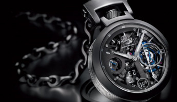 Pininfarina Bovet Ottana Tourbillon Watch