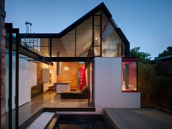 Vader House by Andrew Maynard Architects 1 Vader House by Andrew Maynard Architects