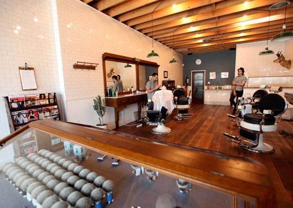 baxter finley barber shop 1 Baxter Finley Barber Shop, LA