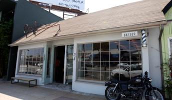 Baxter Finley Barber Shop, LA