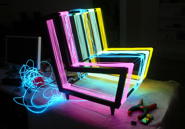 disco chair by kiwi and pom 3 Disco Chair by Kiwi & Pom