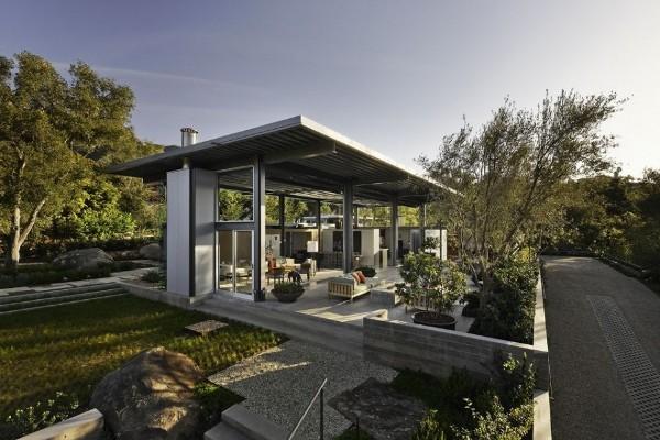 montecito residence barton myers associates 3 The Montecito Residence by Barton Myers