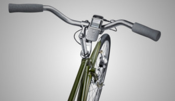 Nokia Bike-Powered Phone Charger