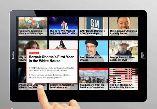 time magazine ipad app 2 Time Magazine iPad App