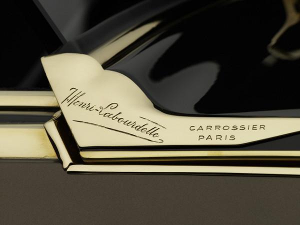 1939 Rolls-Royce Phantom III Vutotal Cabriolet by Labourdette 5
