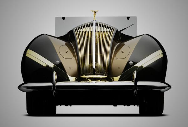 1939 Rolls Royce Phantom III Vutotal Cabriolet by Labourdette2 1939 Rolls Royce Phantom III Cabriolet