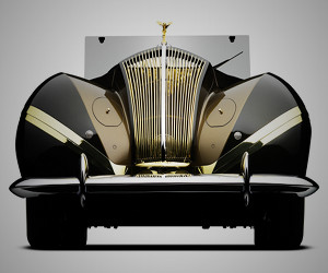 1939 Rolls-Royce Phantom III main