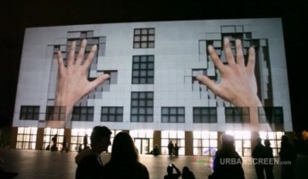 When Buildings Come Alive: 10 Unreal Urban Projection Mapping Videos