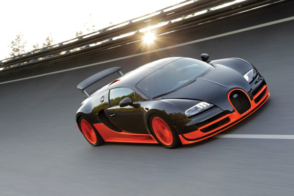 Bugatti Veyron 16.4 Super Sport 4 Bugatti Veyron 16.4 Super Sport