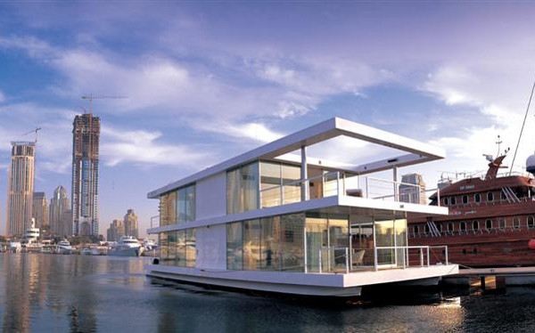 Houseboat by X-Architects 1