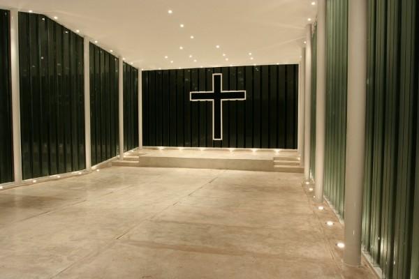 La Estancia Glass Chapel 2