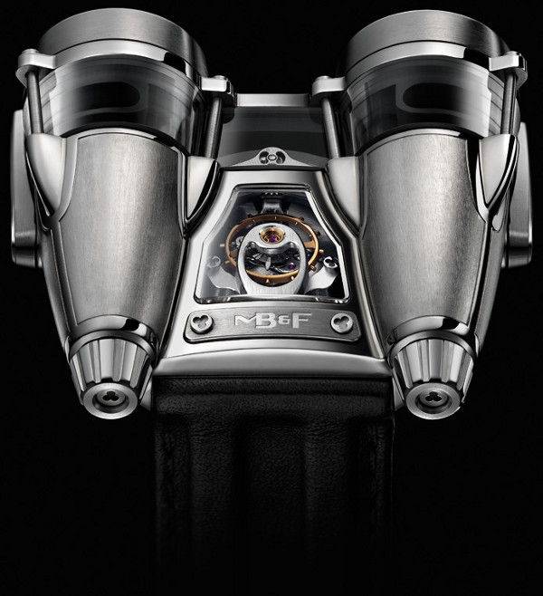 MBandF HM4 Thunderbolt Watch 1
