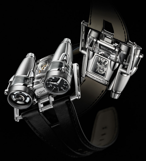 MBandF HM4 Thunderbolt Watch 2 MBandF HM4 Thunderbolt Watch
