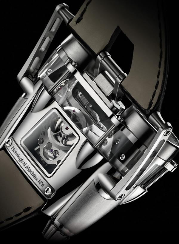 MBandF HM4 Thunderbolt Watch 6