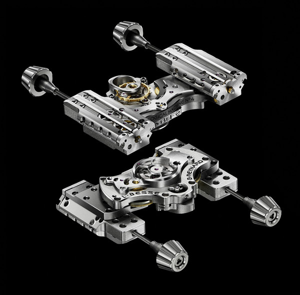 MBandF HM4 Thunderbolt Watch 7
