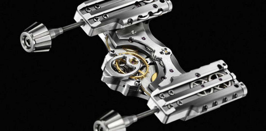 MBandF HM4 Thunderbolt Watch