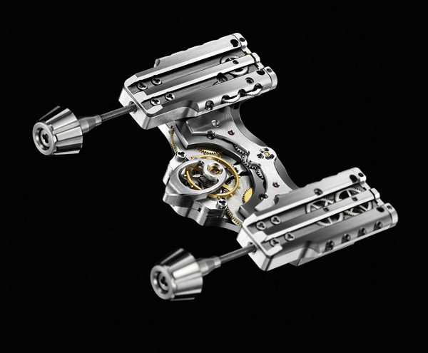 MBandF HM4 Thunderbolt Watch 9