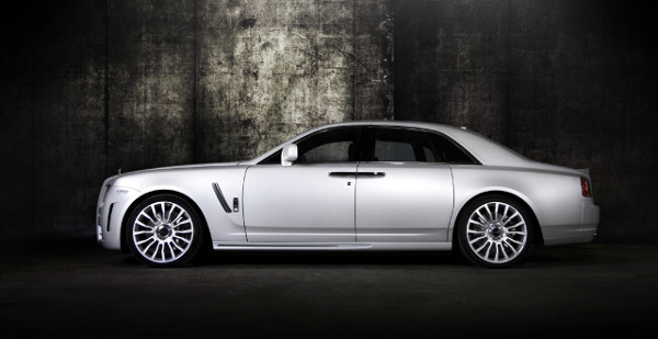 Mansory White Ghost Limited Rolls Royce 3 Rolls Royce White Ghost by Mansory