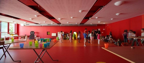 Sports and Leisure Center in Saint-Cloud France 3