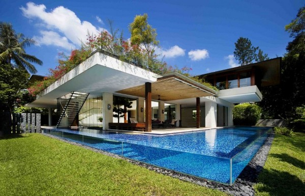 Tangga House by Guz Architects 1 The Tangga House Singapore by Guz Architects