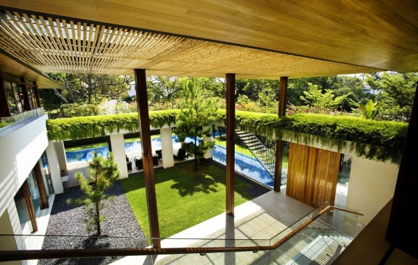 Tangga House by Guz Architects 6 The Tangga House Singapore by Guz Architects