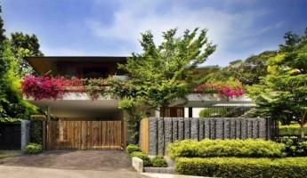 The Tangga House Singapore by Guz Architects