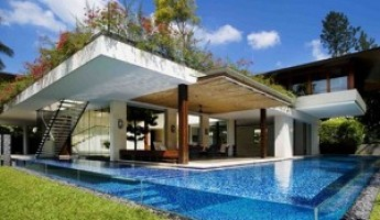 The Tangga House Singapore by Guz Architects