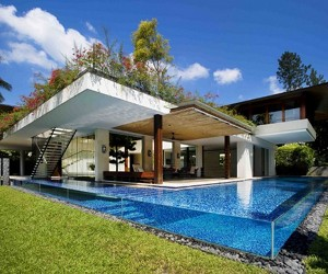 Tangga House by Guz Architects main