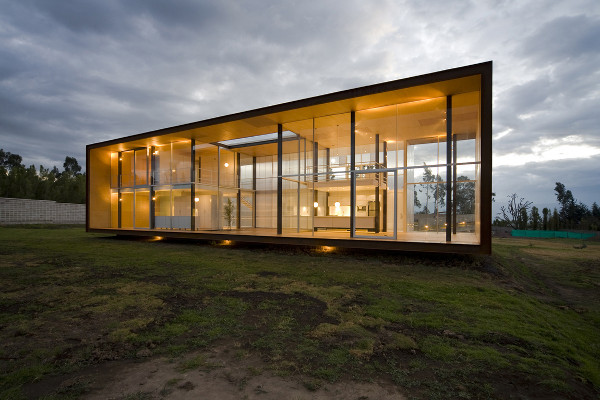 X House by Arquitectura X 1