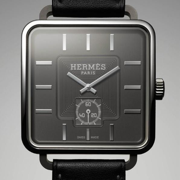 hermes carre h watch 1 Hermes Carre H Watch