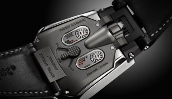Urwerk White Shark Watch